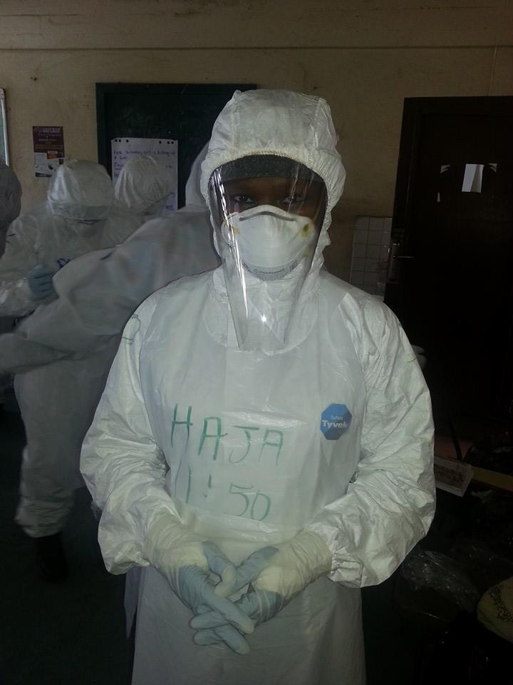 ebola research paper